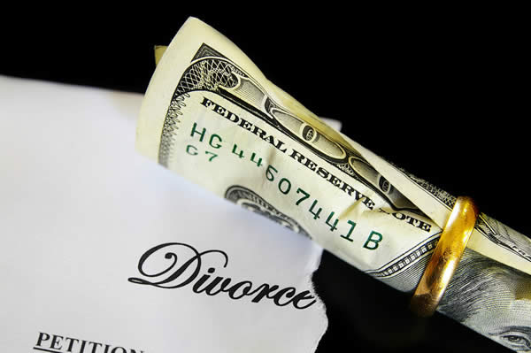 Kingwood and The Woodlands, , Humble divorce alimony and spousal support