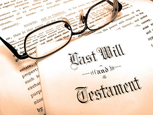 Kingwood and The Woodlands and Humble Wills and Probate